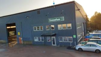 Franzefoss etablerer nytt avfallsmottak i Vestfold