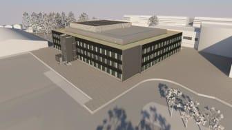 Nordseter_nytt ungdomsskolebygg