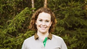 Jennie Westander, zoologisk chef Kolmården