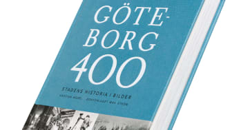 Göteborgs 400-åriga historia i nytt praktverk