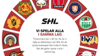 Malmö Redhawks först ut i Kampen för livet