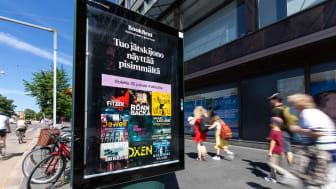 BookBeats betalande användare växte med 50 procent andra kvartalet 2021 - lanserar i Österrike och Schweiz