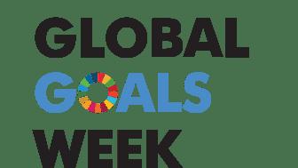 Sustainable Development Goals Week – Accelerating our progress towards 2030
