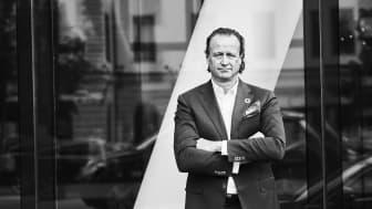 CEO  Storebrand Asset Management Jan Erik Saugestad. Photo: Storebrand