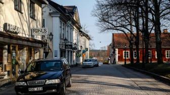 Från och med den 19 april är prästgatan gågata från Kungsgatan till Rådmansgatan.