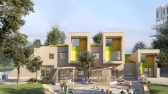 Hofs Park - Förskola