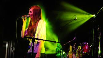 Peace & Love och Studiefrämjandet ger nya artister chans på festivalen