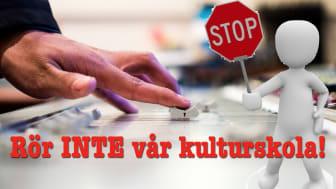 Nämndens beslut står fast: Kulturskolan i Lindesberg ska spara