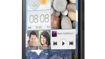 Huawei lanserar Ascend G740 - kraftfull och prisvärd 4G-mobil