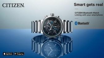 Citizen Bluetooth Watch
