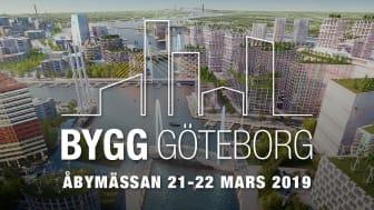Bygg Göteborg har hållbarhet, samhällsbyggnation och framtid i fokus