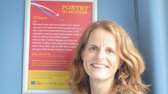 Poet Anna Woodford