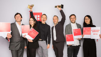 GROHE vandt hele to Guld Awards ved dette års iF Design Awards