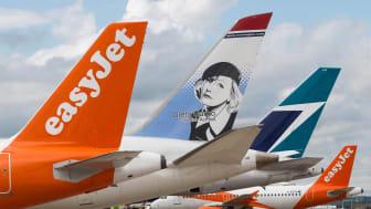 La red de largo radio de Norwegian conecta a partir de hoy con la red europea de easyJet