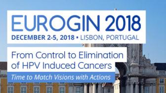 Årets EUROGIN i Portugal fokuserade på eliminering av HPV-relaterad cancer.