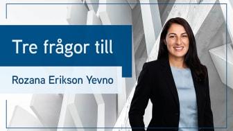 Rozana Eriksson Yevno, Director Leasing i Göteborg.