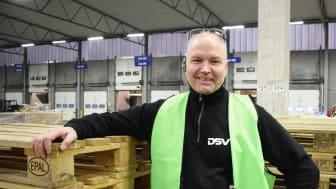 Procurator utrustar DSV