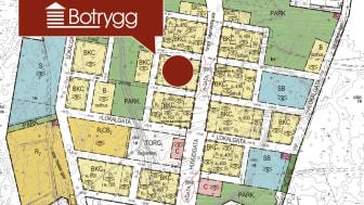 Botrygg fortsätter expandera i Uppsala
