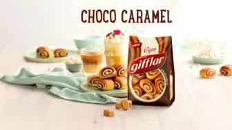 Pågen lanserar Fröfina och Gifflar Choco Caramel