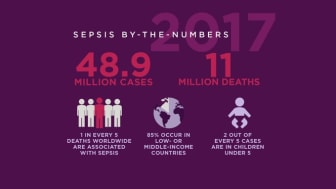 New report estimates 11 million people a year are dying from sepsis - more than are killed by cancer