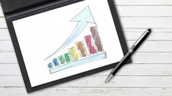 Fortsatt positiva försäljningssiffror under tredje kvartalet