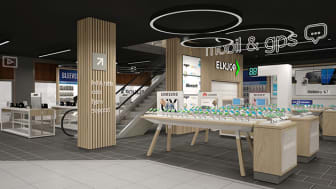 Torsdag 14. september kl. 10:00 åpner Elkjøp ny butikk på ærverdige Glasmagasinet i Oslo sentrum.
