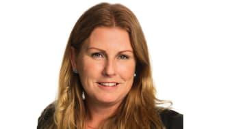 Maria Kleringer som i september tar över rodret för Frontits verksamhet i Norrköping.