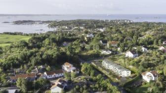 Brf Lansen i Andalen, Torslanda - Ljusa bostadsrättslägenheter nära hav och Amhult centrum