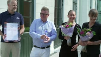 Vinnare av Glaspriset 2020