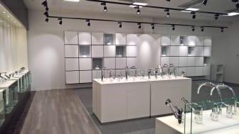 Välkommen att besöka vårt nya showroom!