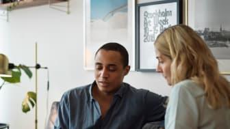 1 av 5 tycker att det är svårt att prata ekonomi med sin partner