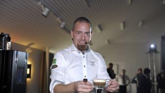 Recept på vår smakexperts kaffedrink Kaffe Cremé Brulée