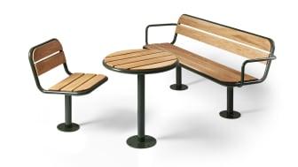 Gry möbelgrupp, design Fredrik Mattson