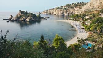 Res till Sicilien med TUI från Gotland (Bilden är från Taormina)