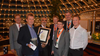 Hogia employee awarded for developing public transport standards