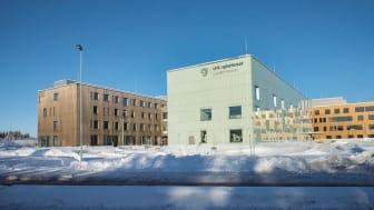 LHL-sykehuset, Gardermoen. Foto: Trond Joelson, Byggeindustrien