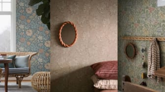 Boråstapeter releases wallpaper treasures from their archive