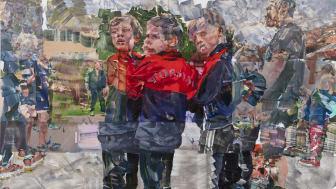 Kira Wager, Eiksmarka 1.8, 2019, oil on PVC, 139 x 185cm.jpg