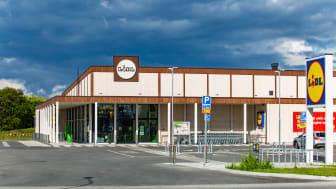 Lidl i Visby är världens första klimatneutrala livsmedelsbutik
