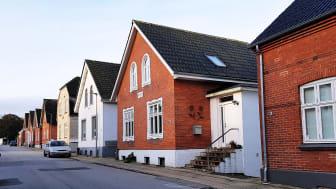 I disse 10 danske byer går boligsalget som varmt brød