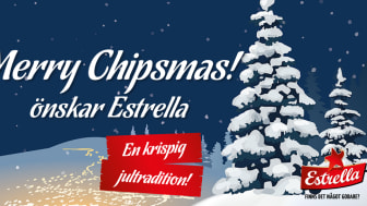 Estrella Julostchips 2018 - en krispig tradition!
