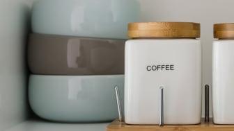 Kaffeförvaring