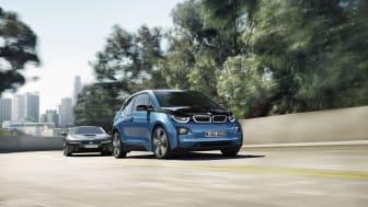 BMW i3 og BMW i8