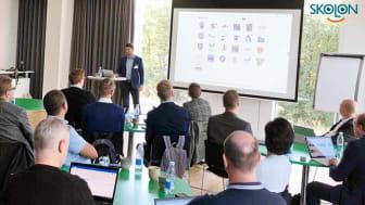 Skolon en av två utvalda partners på Microsoft Teams Inspiration Days