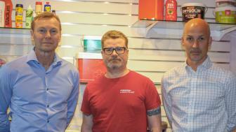 Emballator satsar på innovationscentrum för hållbara material och förpackningar