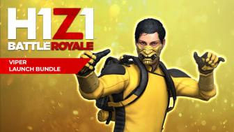 H1Z1 Viper Bundle 1