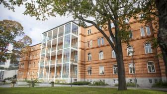 Stockholms Sjukhems äldsta byggnad
