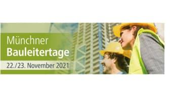 24. Münchner Bauleitertage
