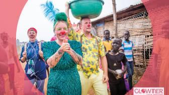 Clowner utan Gränser lanserar ny grafisk profil