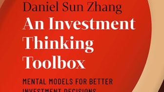 Ny bok: An Investment Thinking Toolbox - mental models for better investment decisions av Daniel Zhang